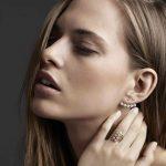 Les boucles d'oreilles à la mode