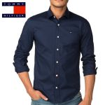 Porter une chemise tommy hilfiger homme