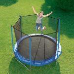 La mode du trampoline à domicile